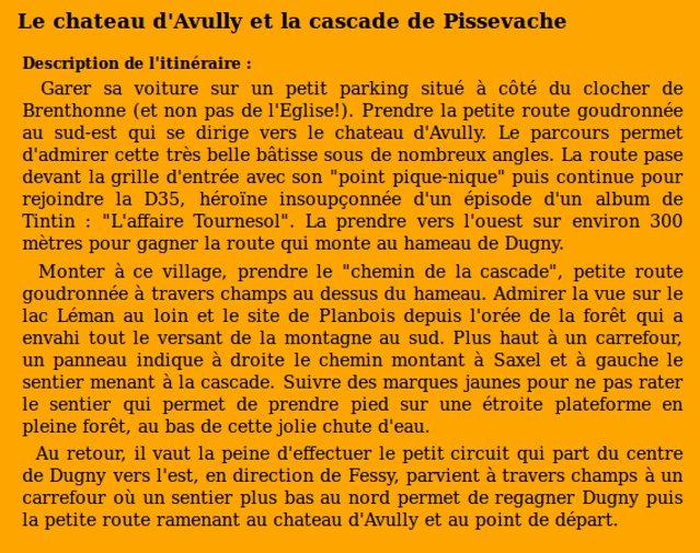 Le blog de Serge : But au couloir de Mévonne - Mont Billiat (23-01-10 ...